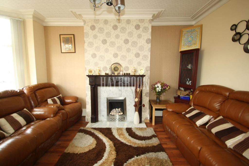 3 Bedrooms Terraced House for sale in Wolseley Road, Sharrow