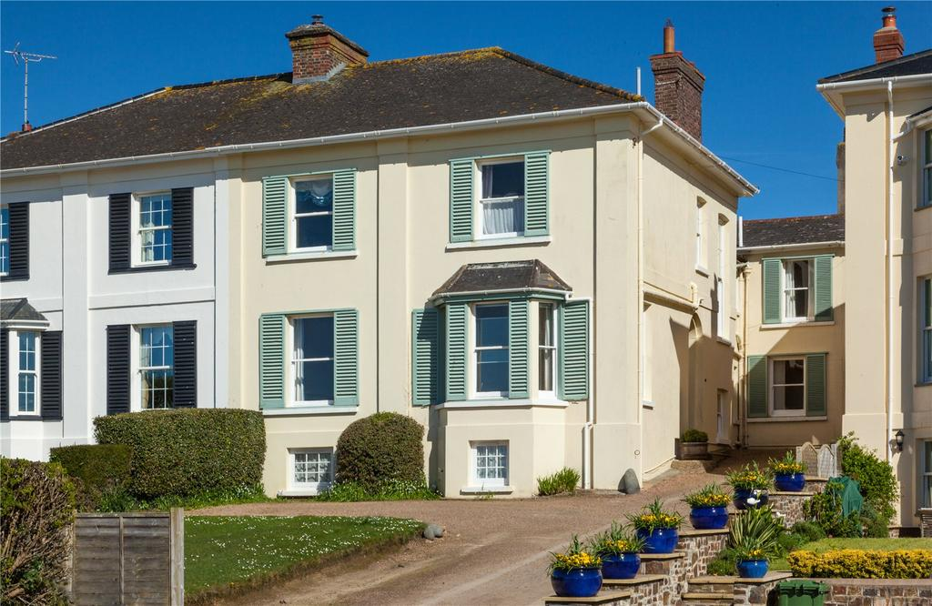 8 Bedrooms Semi Detached House for sale in Bath Terrace, Marine Parade, Instow, Devon, EX39