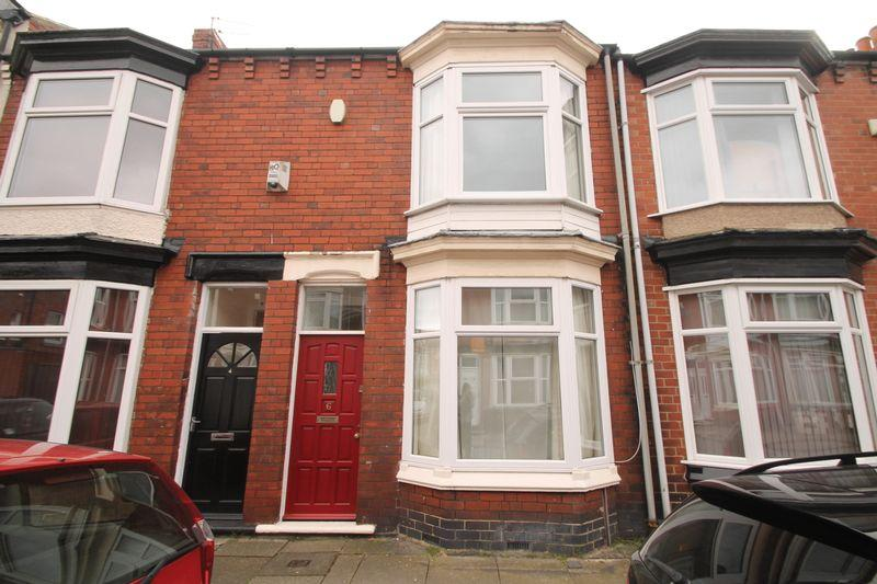 2 Bedrooms Terraced House for sale in Caxton Street, Linthorpe