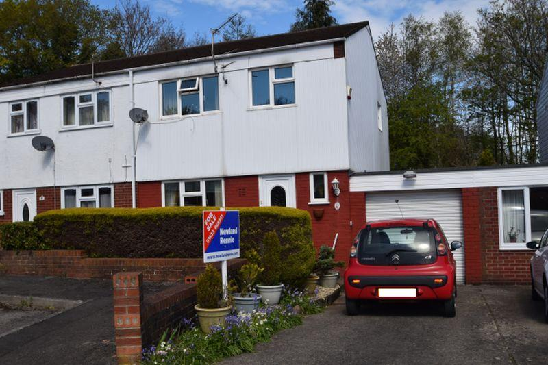 3 Bedrooms Semi Detached House for sale in Coed Lee, Coed Eva, Cwmbran