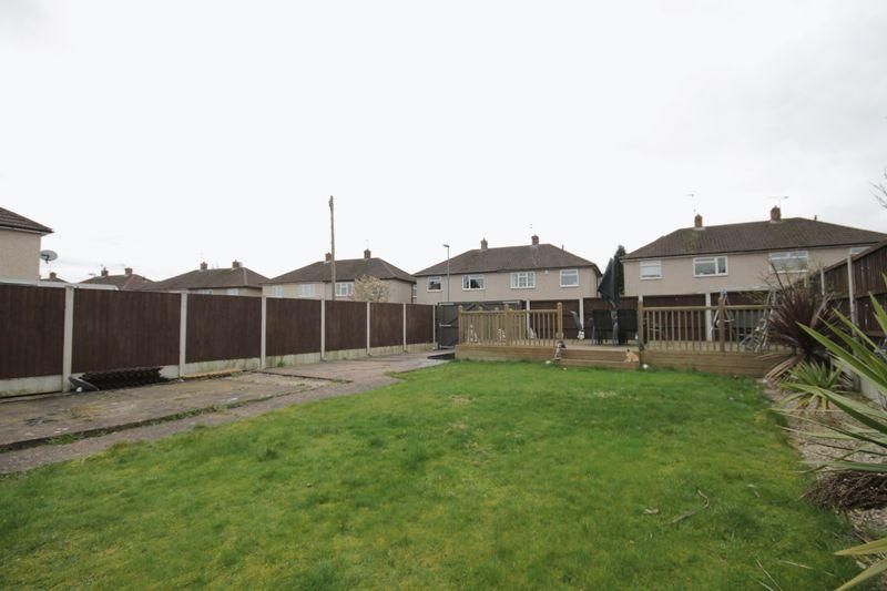 2 Bedrooms Semi Detached House for sale in COLLINGHAM GARDENS, DERBY