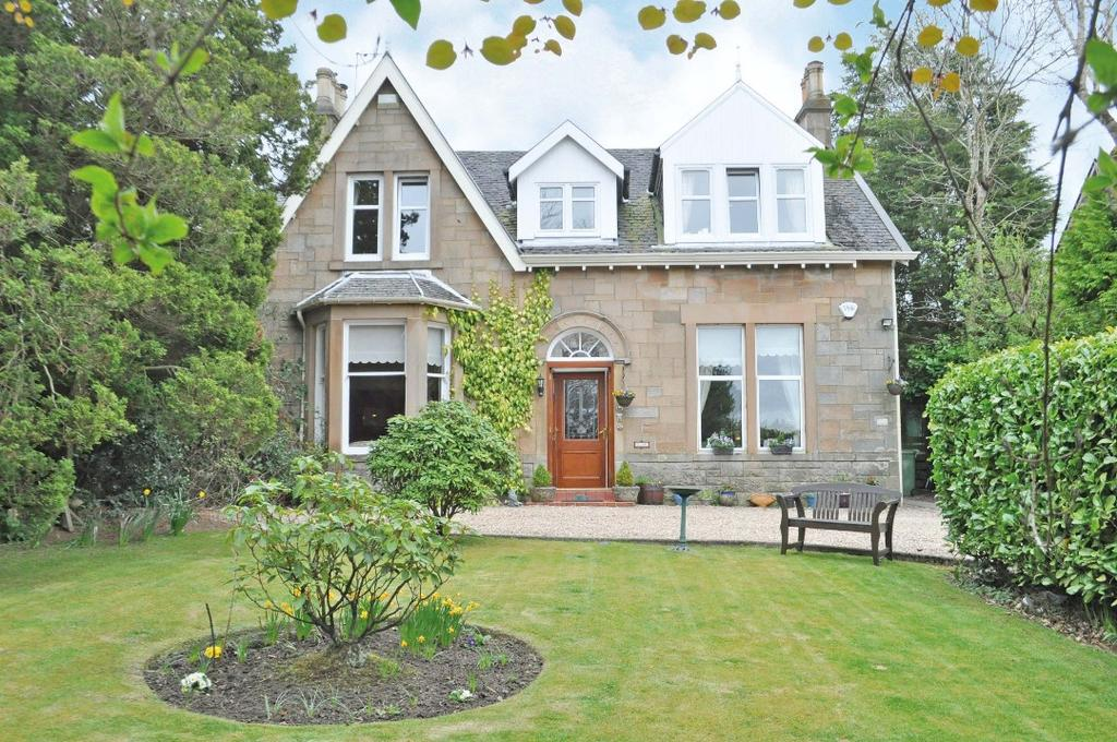 5 Bedrooms Detached House for sale in Glasgow Road , Milngavie , East Dunbartonshire , G62 6AQ