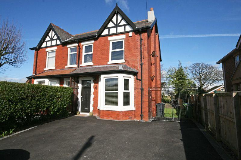 4 Bedrooms Semi Detached House for sale in Breck Road, Poulton-Le-Fylde