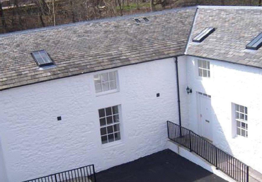 2 Bedrooms Terraced House for sale in Grooms Cottage, Telford Mews, Beattock, Moffat, Dumfries and Galloway, DG10