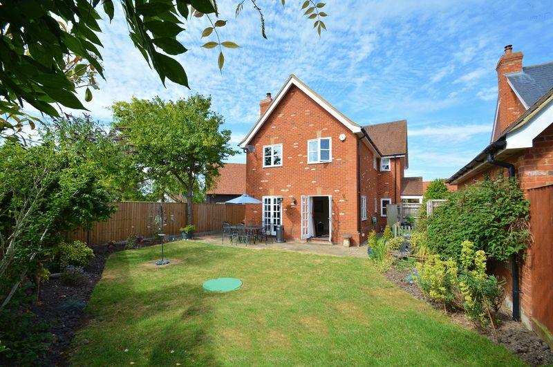 4 Bedrooms Detached House for sale in High Street, Tetsworth