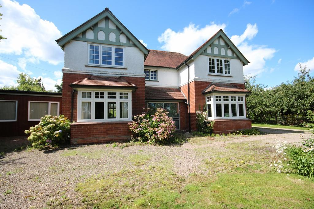 4 Bedrooms Detached House for sale in Putley, Ledbury, HR8