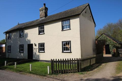 Search detached houses for sale in guilden morden for Morden houses for sale