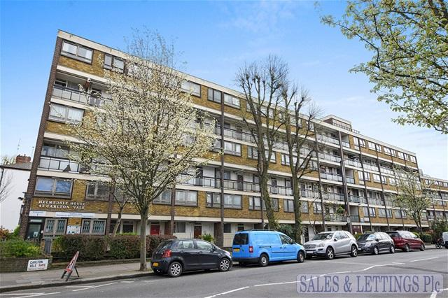 1 Bedroom Flat for sale in Helmsdale House, London