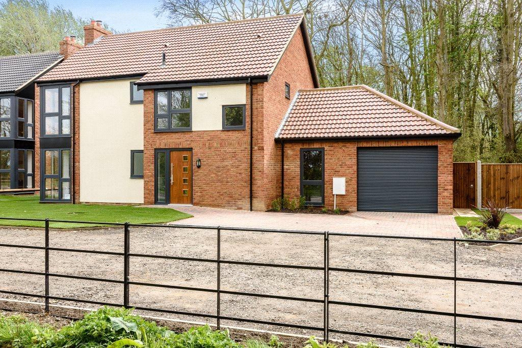 3 Bedrooms Detached House for sale in Plot 3 Blackthorns, The Common, Swardeston, Norwich, NR14