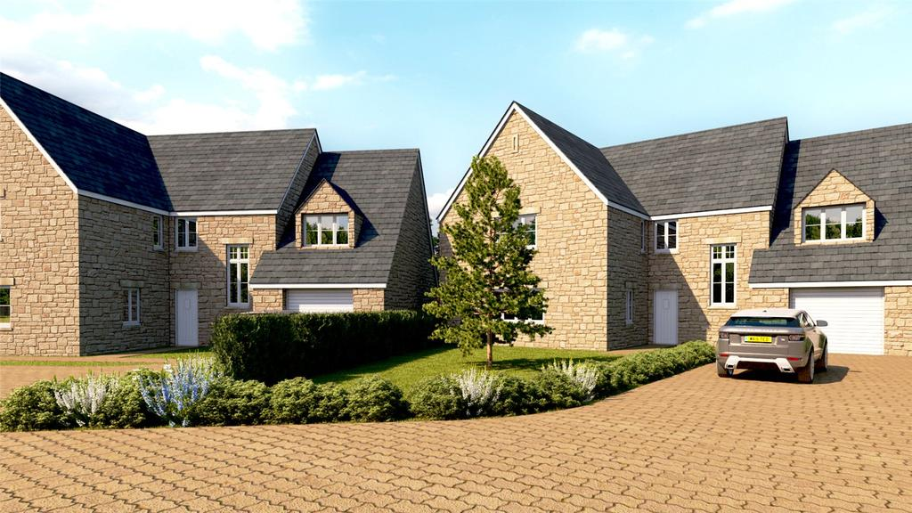 New Build Houses To Rent In Evesham