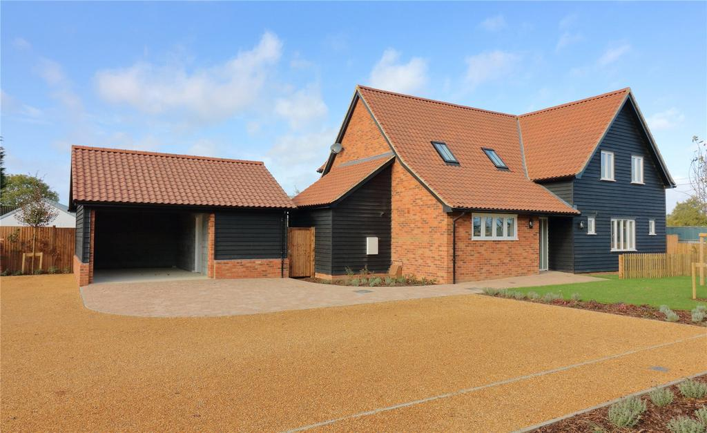 4 Bedrooms Detached House for sale in The Hawthorns, The Pastures, Ongar Road, Writtle, CM1