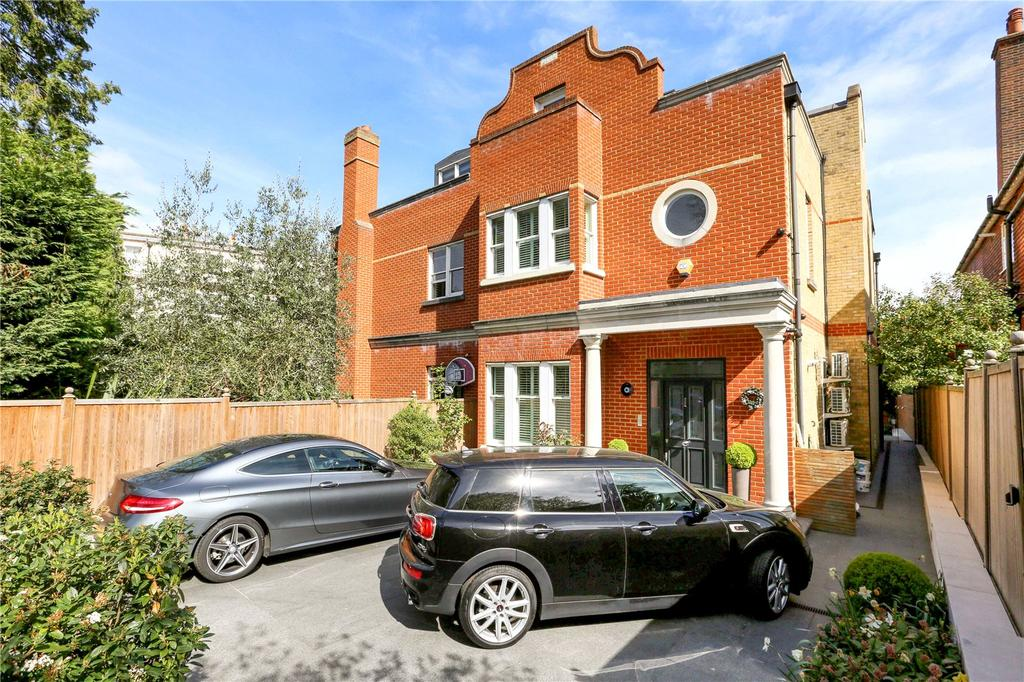 5 Bedrooms Semi Detached House for sale in Putney Heath Lane, Putney, London, SW15