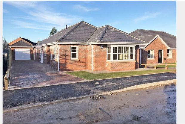 3 Bedrooms Bungalow for sale in Eastfield Lane, Grimoldby, Louth, LN11