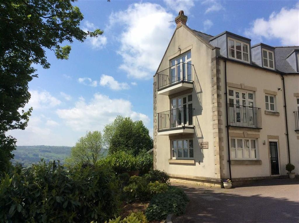 3 Bedrooms Link Detached House for sale in 1, Rockside Mews, Wellington Street, Matlock, Derbyshire, DE4