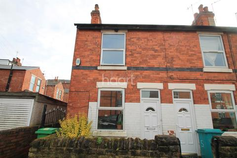 2 bedroom end of terrace house for sale - Chatsworth Avenue, Basford
