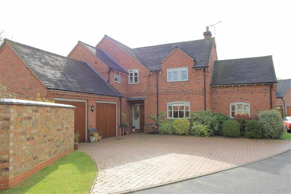 5 Bedrooms Detached House for sale in Park Lane, Walton, Leicestershire