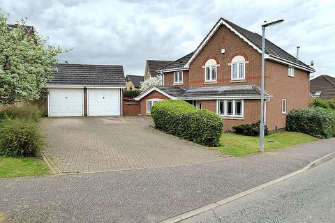4 bedroom detached house for sale - Hunsbury Hill Avenue, Hunsbury Hill, Northampton, NN4