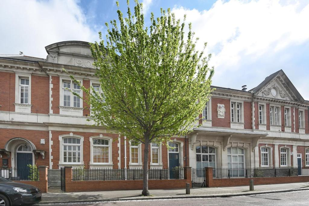 3 Bedrooms Flat for sale in Anglo American Laundry, Burmester Road, Earlsfield, SW17