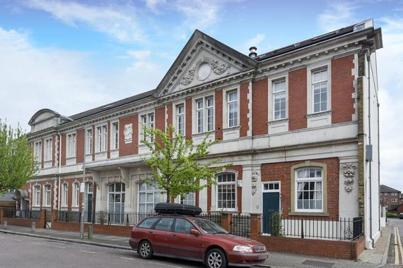 Anglo American Laundry, Burmester Road, Earlsfield 3 bed
