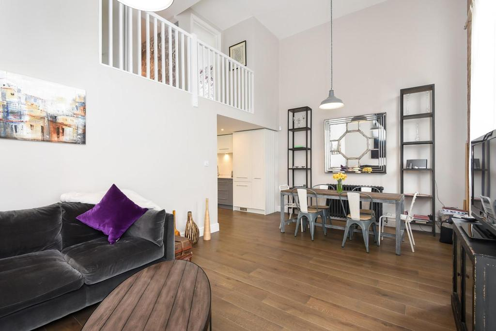3 Bedrooms Flat for sale in Anglo American Laundry, Burmester Road, Earlsfield