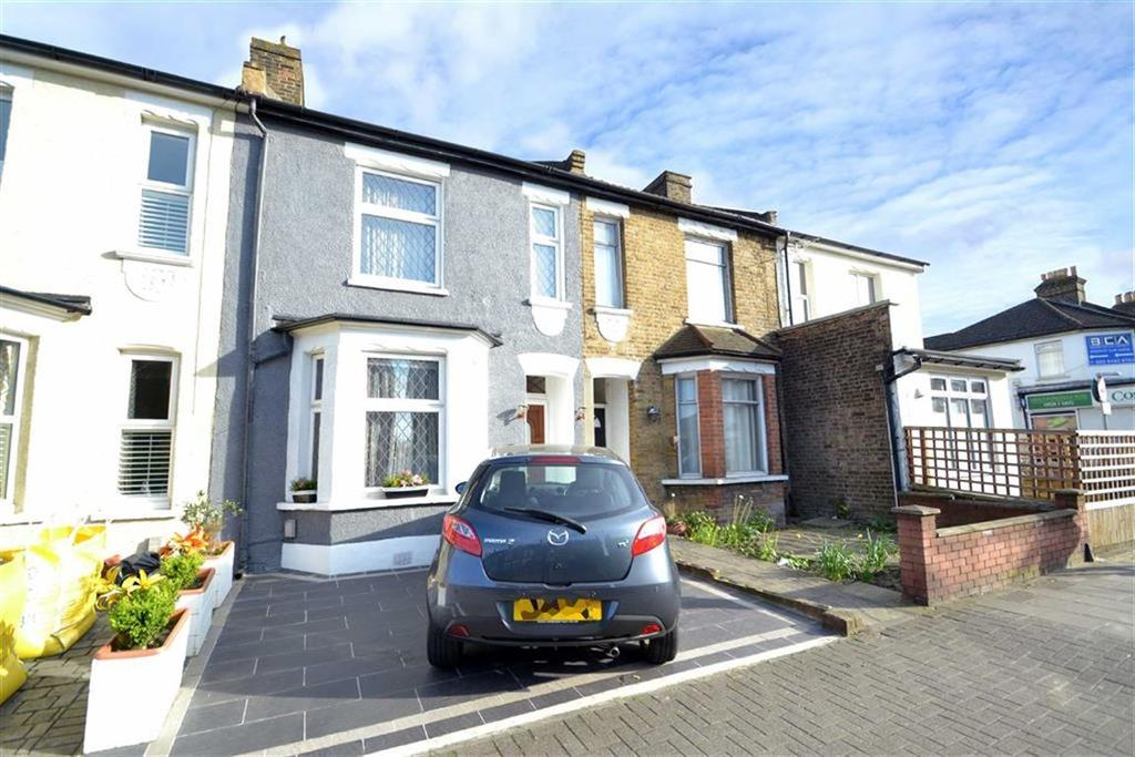 3 Bedrooms Terraced House for sale in Homesdale Road, Bromley, Kent