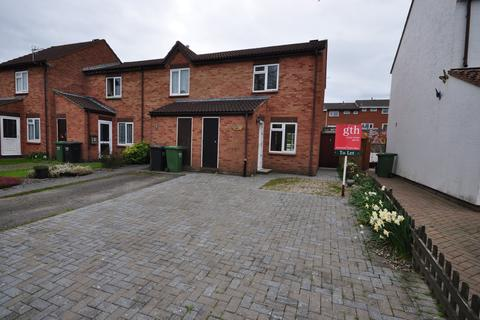 2 bedroom end of terrace house to rent - Livarot Walk, South Molton,