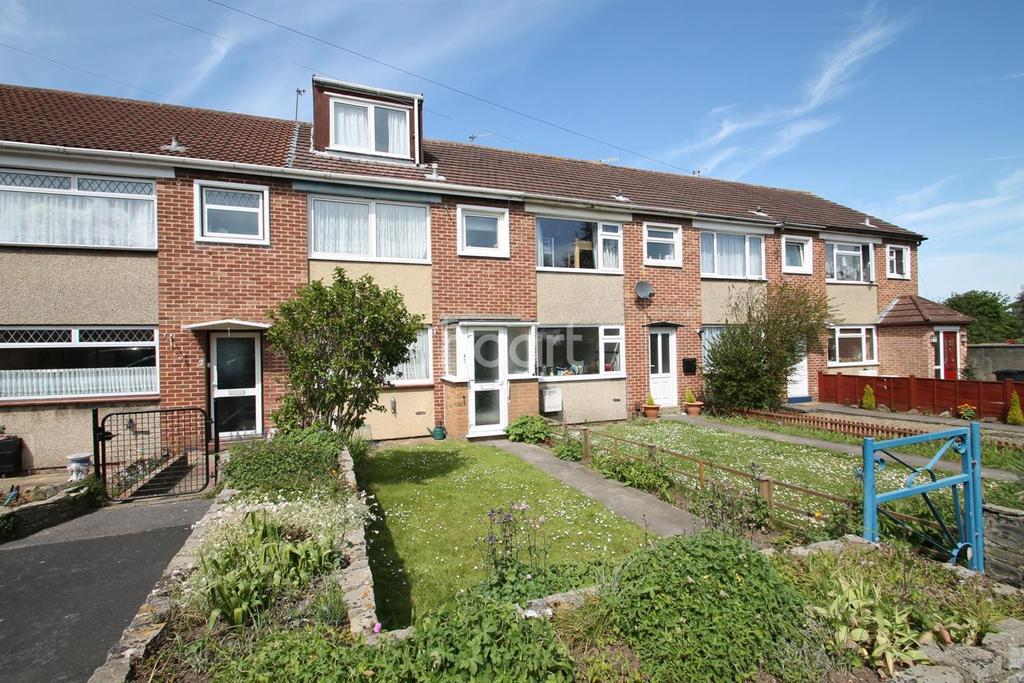 3 Bedrooms Terraced House for sale in Shire Gardens, BS11