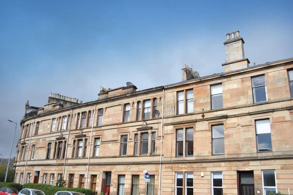 2 Bedrooms Flat for sale in 1/2, 46 Nithsdale Street, Strathbungo, G41 2PY