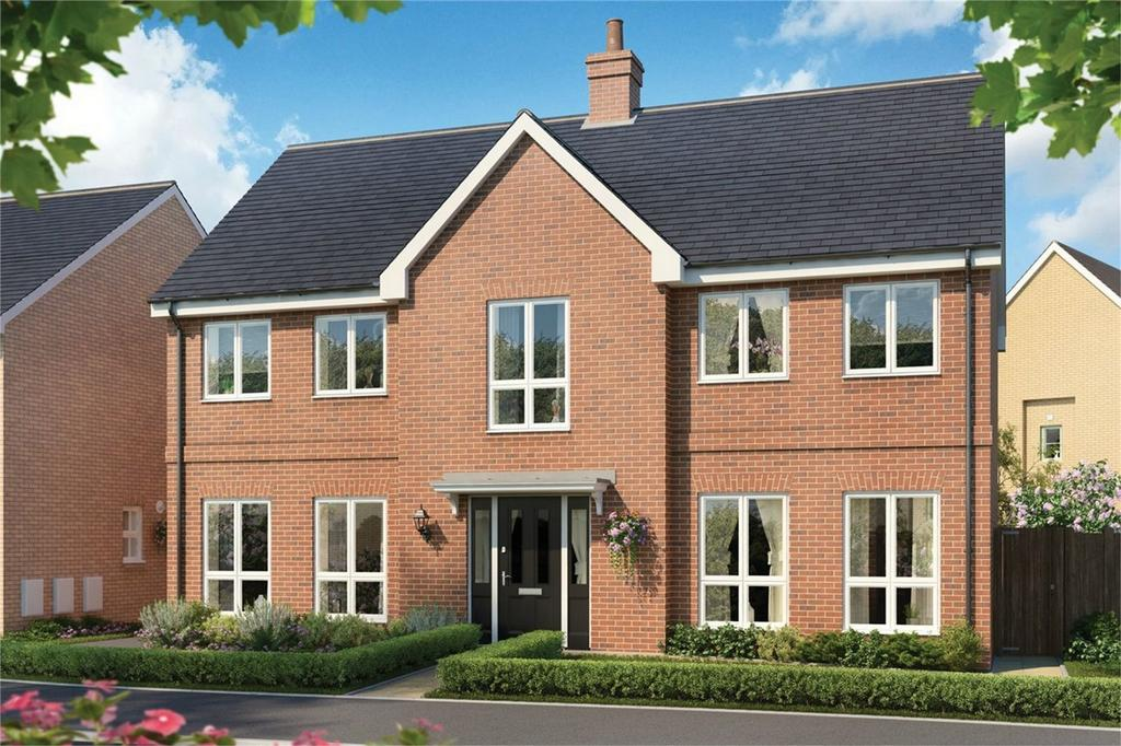 4 Bedrooms Detached House for sale in Biggleswade Road, Potton, Bedfordshire