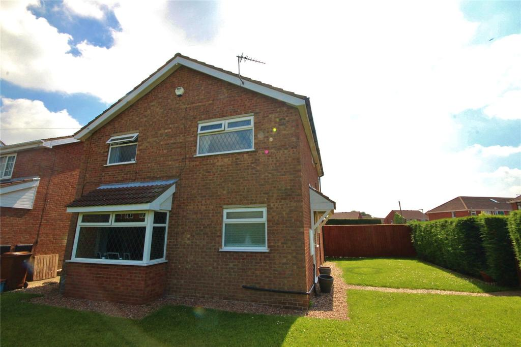 4 Bedrooms Detached House for sale in Woodhall Drive, Waltham, DN37