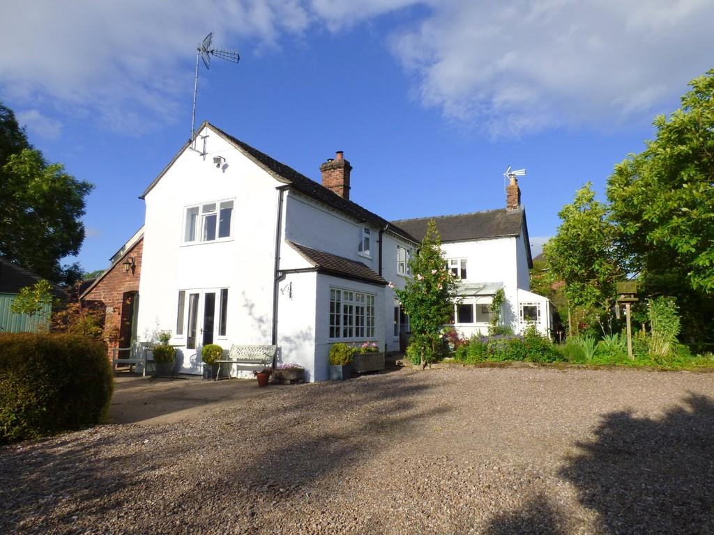 4 Bedrooms Semi Detached House for sale in Thurvaston Road, Marston Montgomery, Ashbourne