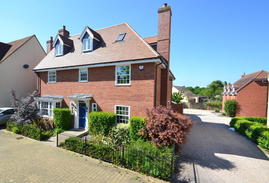 6 Bedrooms Link Detached House for sale in Post Office Road, Broomfield