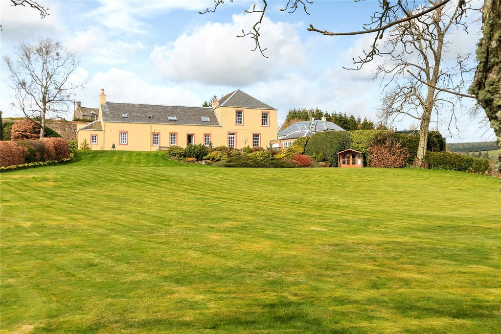 6 Bedrooms Detached House for sale in Strathmiglo, Cupar, Fife