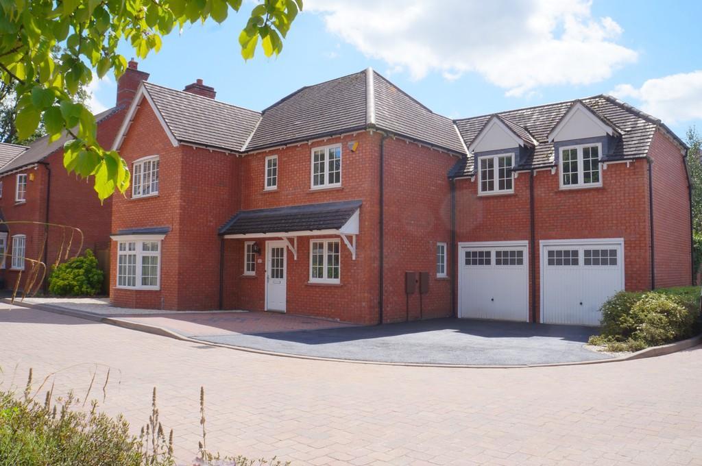5 Bedrooms Detached House for sale in Widney Road, Bentley Heath