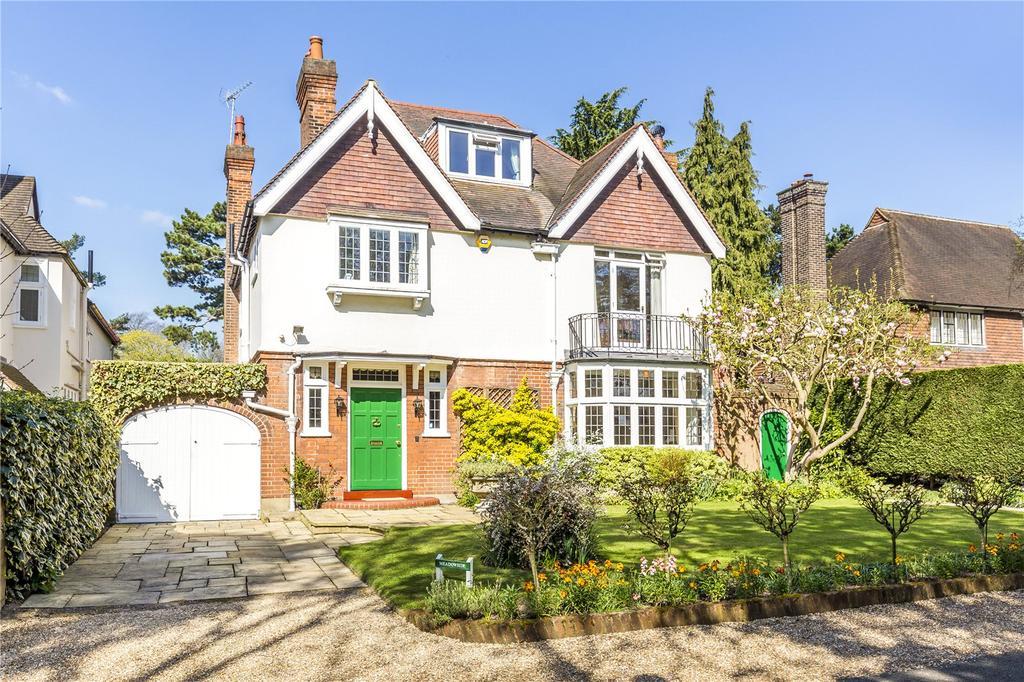 4 Bedrooms Detached House for sale in Renfrew Road, Kingston upon Thames, Surrey, KT2