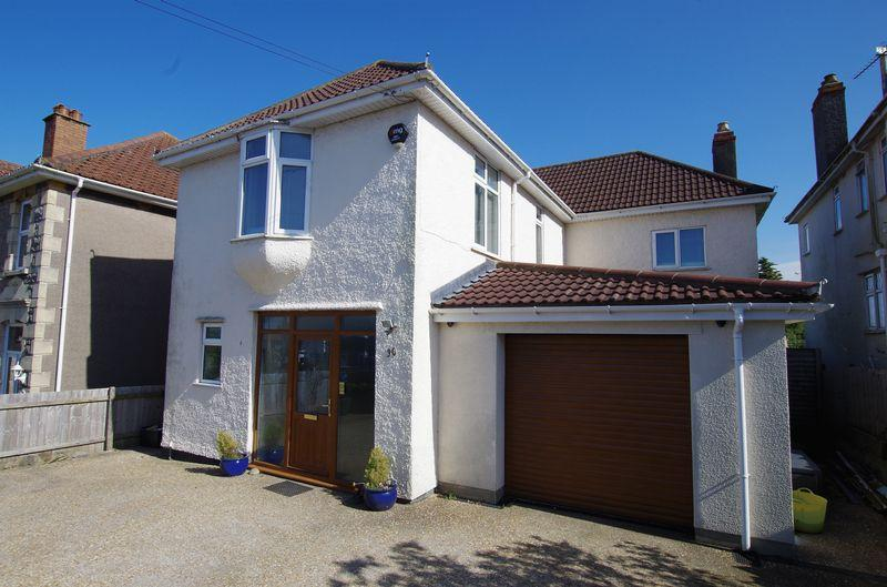 5 Bedrooms Detached House for sale in Worlebury Hill Road, Worlebury