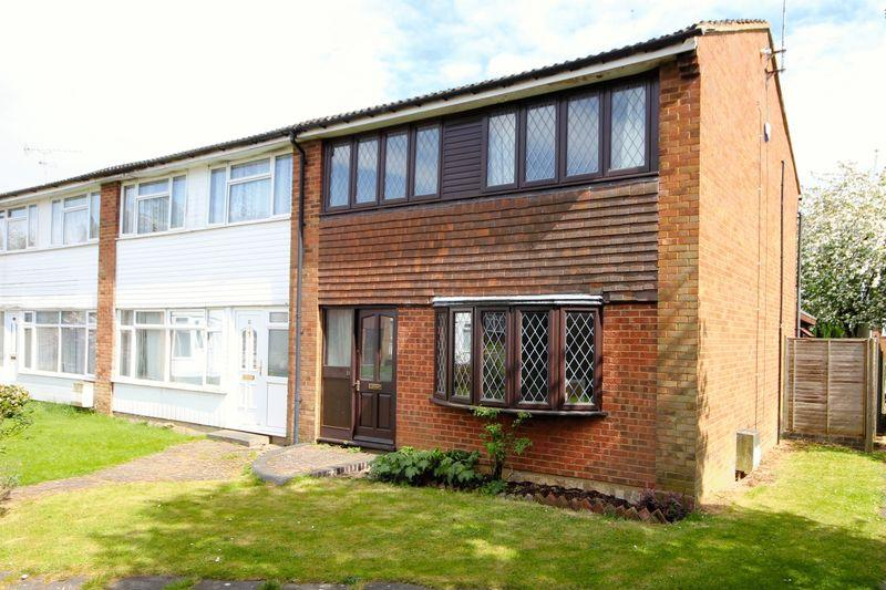 3 Bedrooms End Of Terrace House for sale in Russell Close, Kensworth
