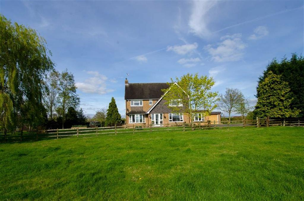 4 Bedrooms Detached House for sale in Elmbridge Lane, Elmbridge, WR9