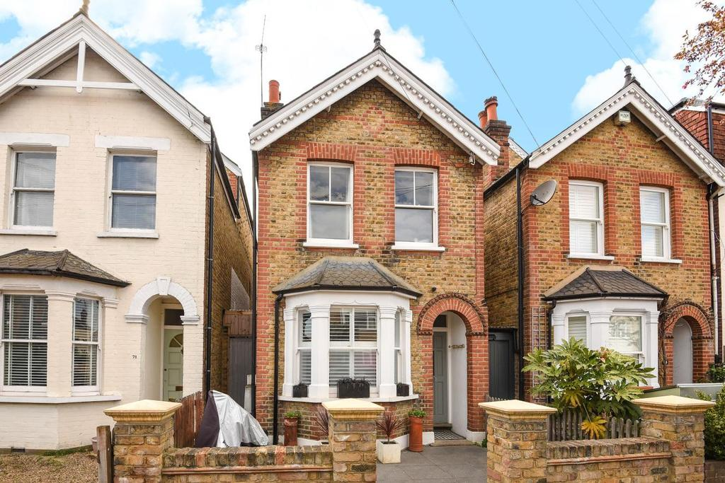 5 Bedrooms Detached House for sale in Staunton Road, Kingston upon Thames