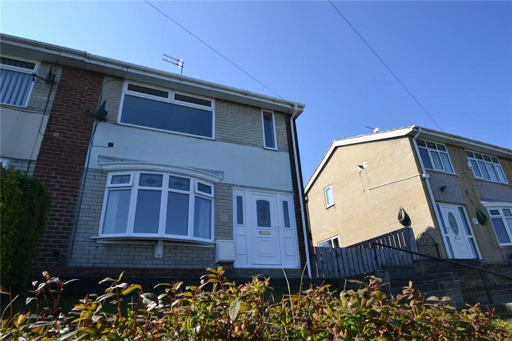 2 Bedrooms Semi Detached House for sale in Roseby Road, Horden, Peterlee, Co.Durham, SR8