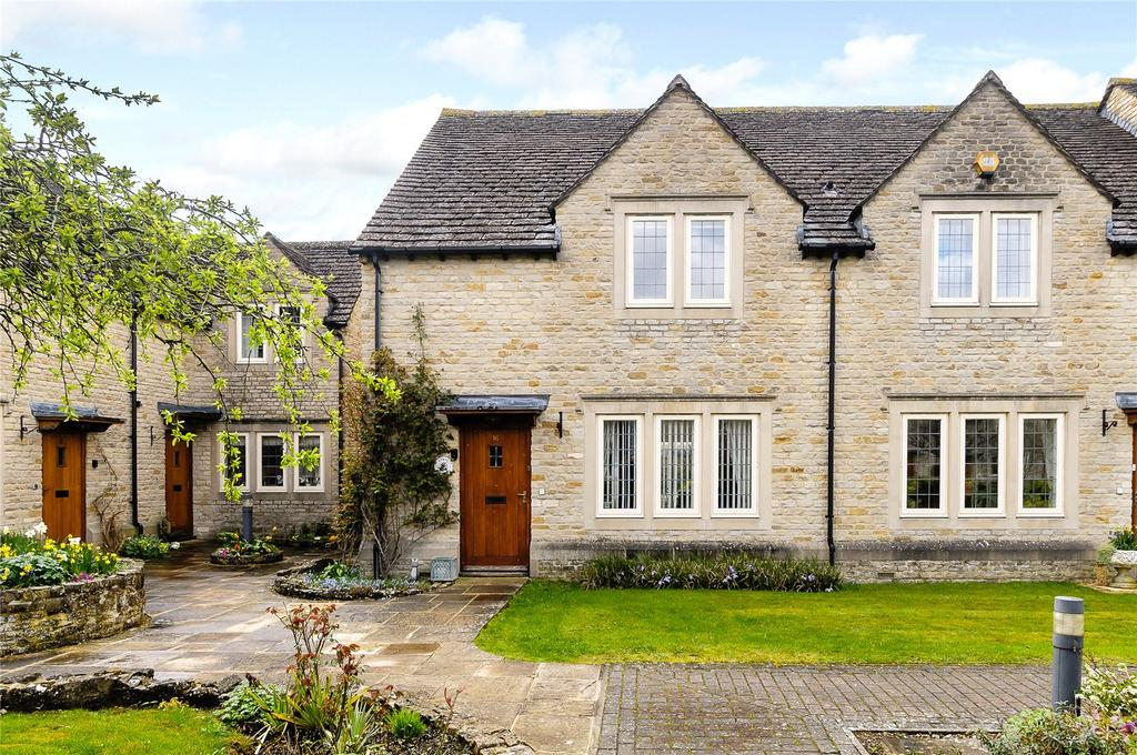 2 Bedrooms Terraced House for sale in Lygon Court, Fairford, Gloucestershire