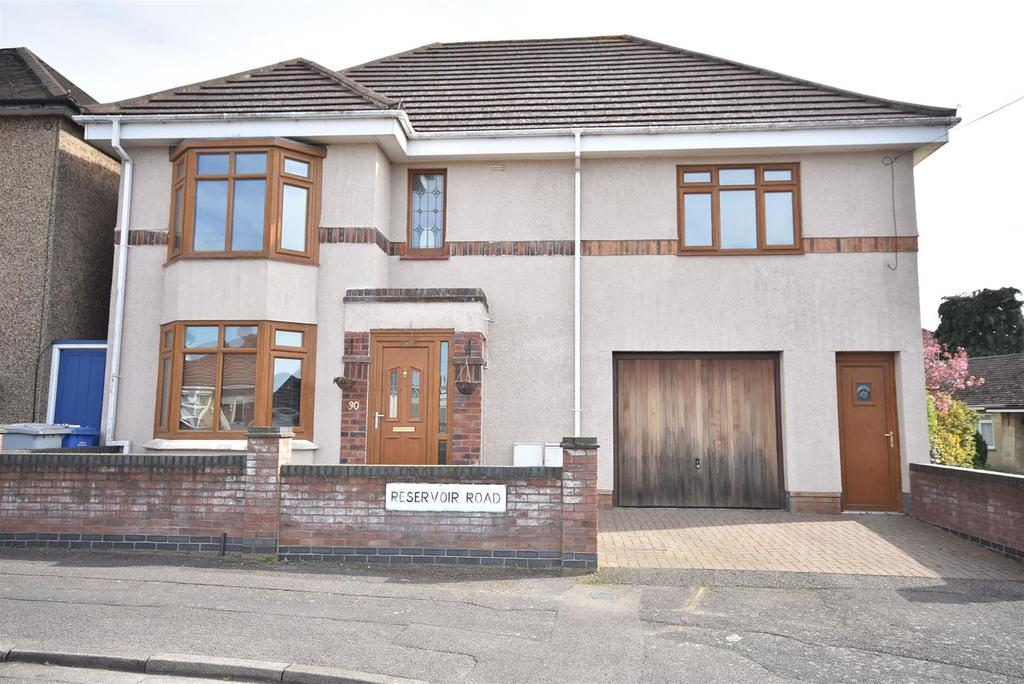 5 Bedrooms Detached House for sale in Reservoir Road, Kettering