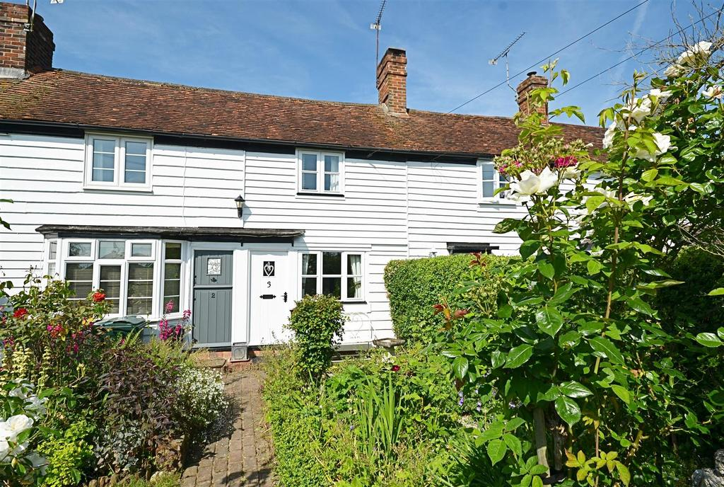 2 Bedrooms Terraced House for sale in Ashford Road, St. Michaels, Tenterden