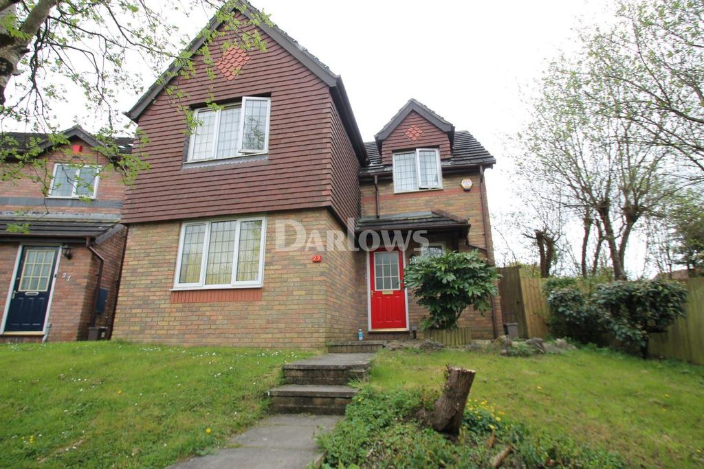 4 Bedrooms Detached House for sale in Nant Y Rhos, The Drope
