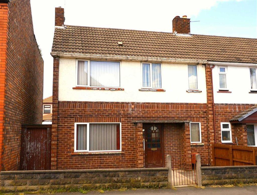 2 Bedrooms Terraced House for sale in Strickland Street, Shotton, Deeside, Clwyd