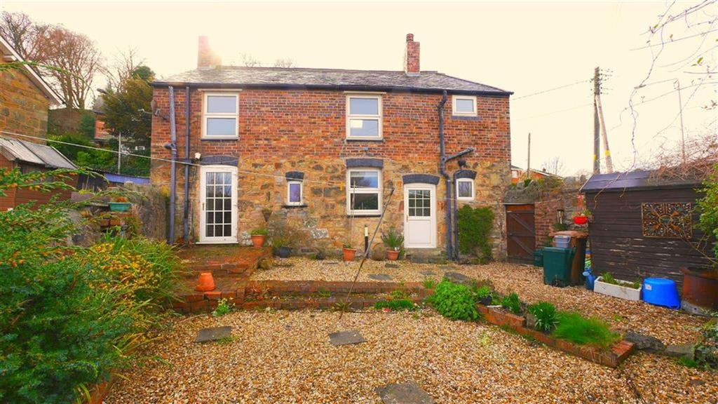 2 Bedrooms Cottage House for sale in Denbigh Road, Mold, Flintshire