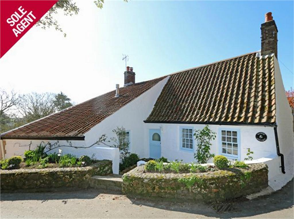 3 Bedrooms Cottage House for sale in Saints Cottage, Route d'Icart, St Martin's