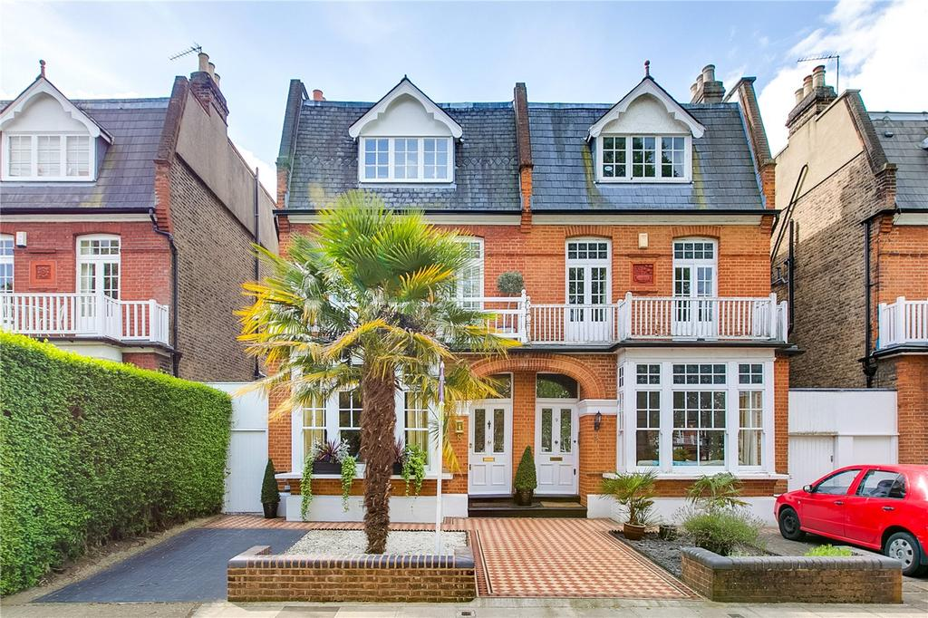 5 Bedrooms House for sale in Lawn Crescent, Kew, Surrey