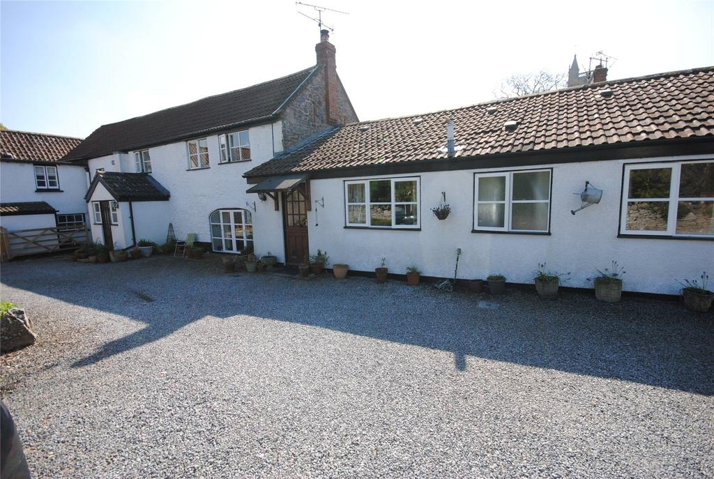 4 Bedrooms Semi Detached House for sale in Church Street, Cheddar, BS27