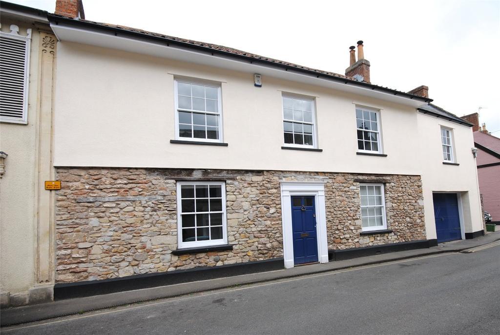 5 Bedrooms Cottage House for sale in 14 West Street, AXBRIDGE, Somerset, BS26